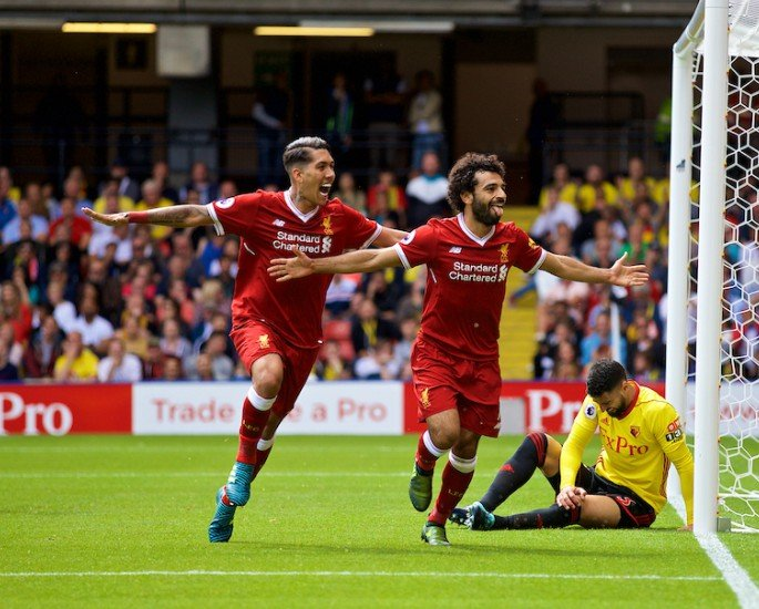 Mohamed Salah Top 20 Goals For Liverpool FC - IA 1