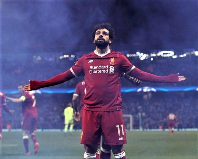 Mohamed Salah Top 20 Goals For Liverpool FC - IA 11