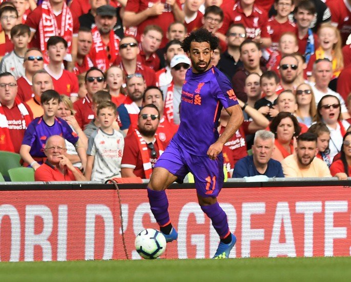 Mohamed Salah Top 20 Goals For Liverpool FC - IA 14
