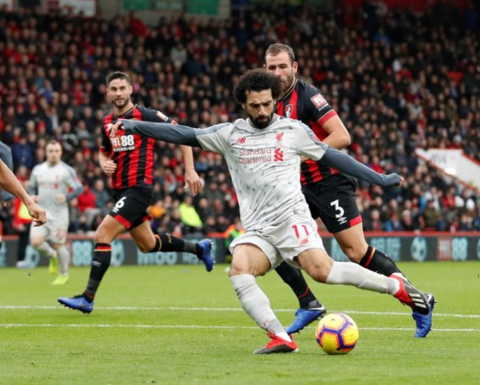 Mohamed Salah Top 20 Goals For Liverpool FC - IA 15