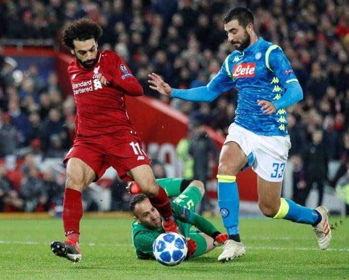 Mohamed Salah Top 20 Goals For Liverpool FC - IA 16