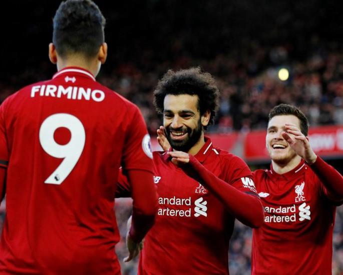 Mohamed Salah Top 20 Goals For Liverpool FC - IA 17