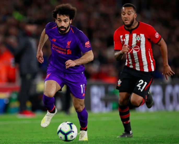 Mohamed Salah Top 20 Goals For Liverpool FC - IA 18