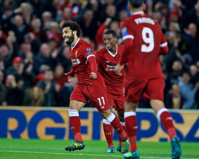 Mohamed Salah Top 20 Goals For Liverpool FC - IA 3