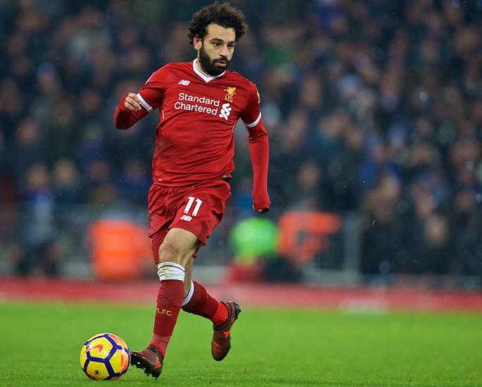 Mohamed Salah Top 20 Goals For Liverpool FC - IA 5