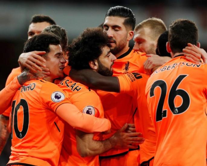 Mohamed Salah Top 20 Goals For Liverpool FC - IA 6