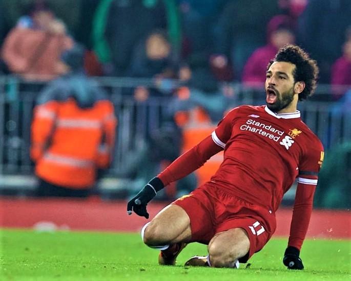 Mohamed Salah Top 20 Goals For Liverpool FC - IA 7