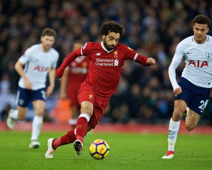 Mohamed Salah Top 20 Goals For Liverpool FC - IA 8