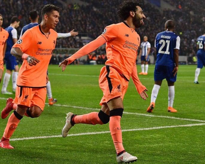 Mohamed Salah Top 20 Goals For Liverpool FC - IA 9