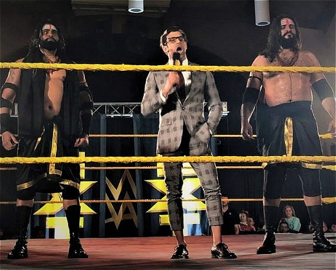 Can Rinku Singh & Saurav Gurjar Become WWE Tag Team Champions? - IA 4