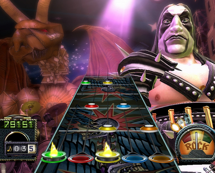 Best-Selling Video Games of the Last 15 Years - guitar hero