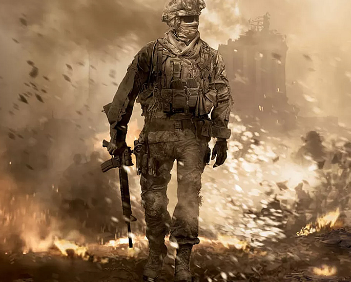 Best-Selling Video Games of the Last 15 Years - mw 2