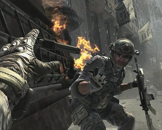 Best-Selling Video Games of the Last 15 Years - mw 3