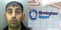 British Pakistani caught with £48k Heroin at UK Airport