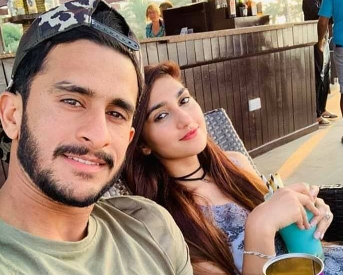 Cricketer Hasan Ali shares Love of wife Samiya in Pics 3