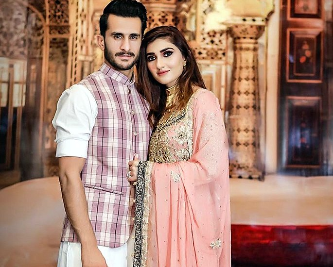 Cricketer Hasan Ali shares Love of wife Samiya in Pics 4