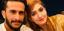 Cricketer Hasan Ali shares Love of wife Samiya in Pics