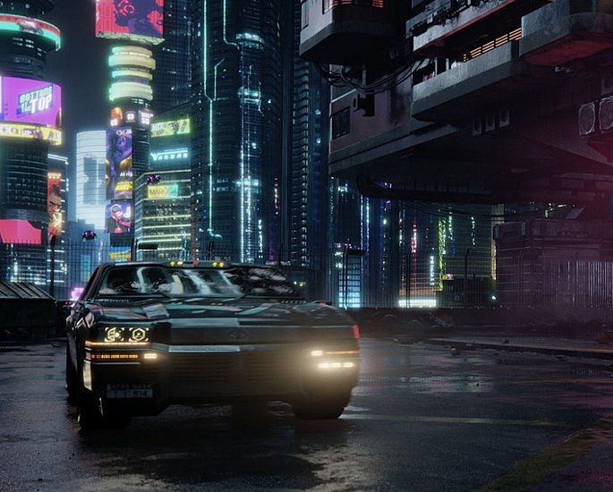 Cyberpunk 2077 The Most Anticipated Game of 2020 - gameplay