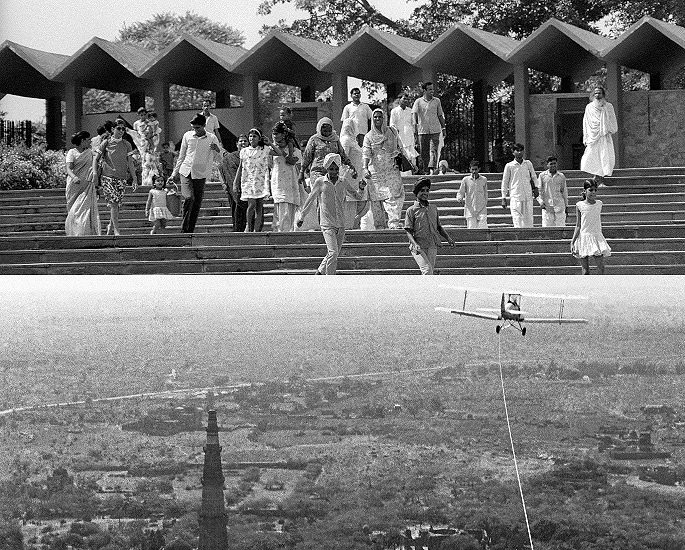 Delhi That Was: A Rare Nostalgic Exhibition - IA 7