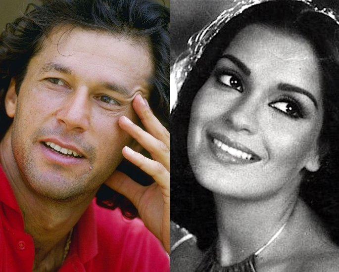 Did Imran Khan and Zeenat Aman have an Affair? - young