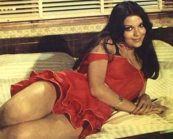 Did Imran Khan and Zeenat Aman have an Affair? - zeenat young