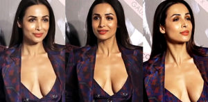 Did Malaika Arora Have a Wardrobe Malfunction f