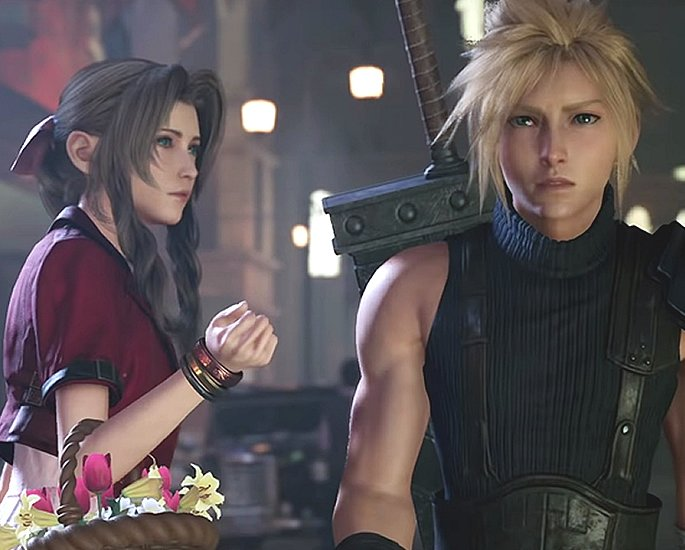 Final Fantasy VII A Remake to Look Forward To - story