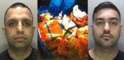 यूके गैंग ने चिकन में छिपे £ 5m ड्रग्स की तस्करी का भंडाफोड़ किया