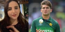 Hareem Shah denies Leak of Private Shaheen Afridi Video