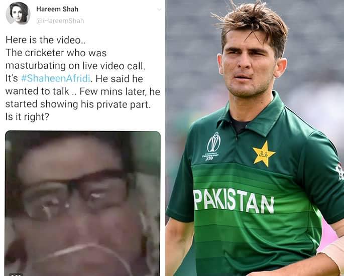Hareem Shah denies Leak of Private Shaheen Afreen Video - tweet