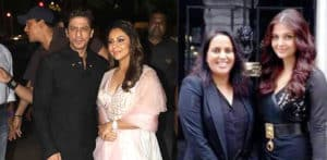 Hero for Real SRK saves Aishwarya's Manager from Fire f