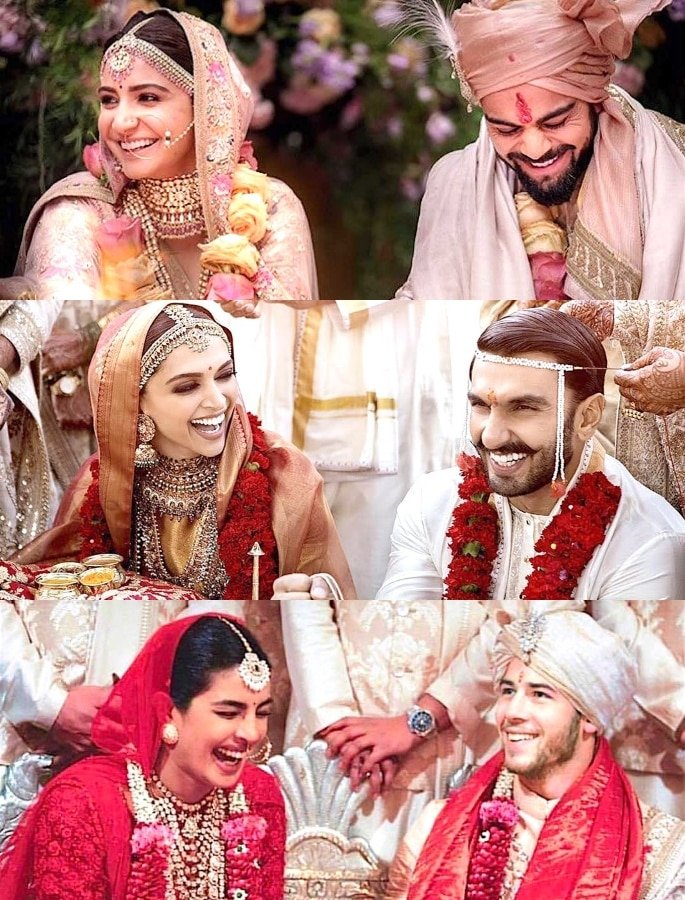 India is becoming a Wedding Destination for Foreigners - couples