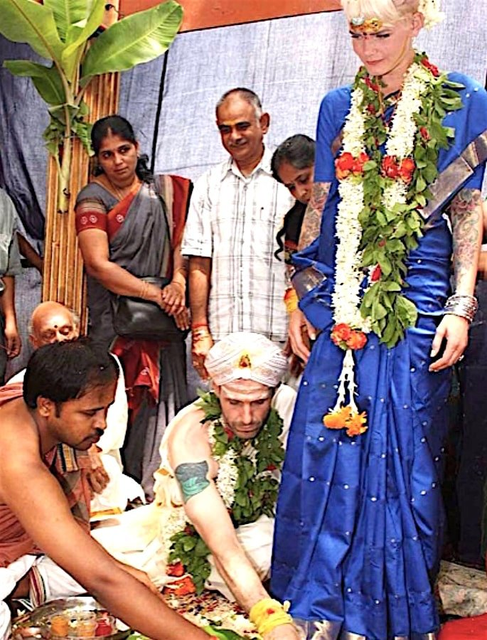 India is becoming a Wedding Destination for Foreigners - p1