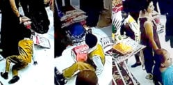 Indian Boy steals Rs 10 Lakh Wedding Bag of Jewellery & Cash