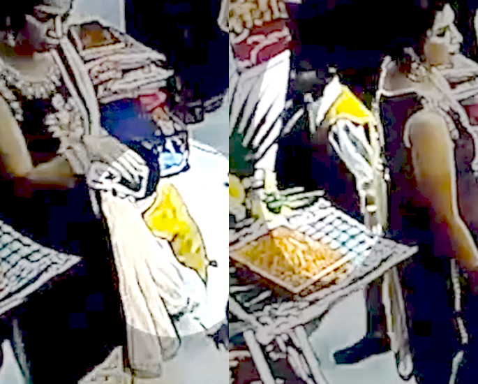 Indian Boy steals Rs 10 Lakh Wedding Bag of Jewellery & Cash - theft