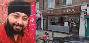 London Restaurant Owner found Dead under his Mercedes f