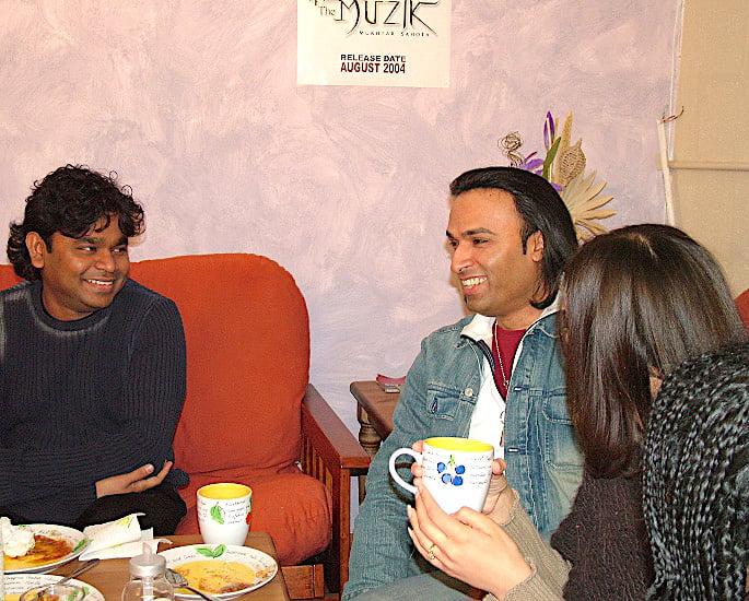 Mukhtar Sahota talks Band, Music, Films and Bhangra - IA 6