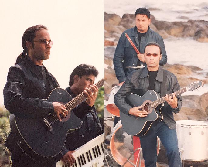 Mukhtar Sahota talks Band, Music, Films and Bhangra - IA 9