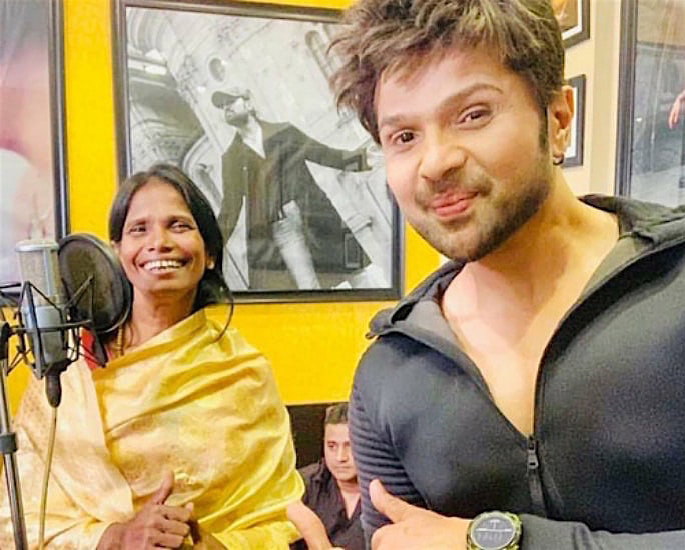 Ranu Mondal trolled for Makeup Picture which went Viral - HIimesh