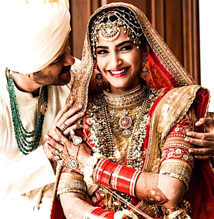 Sonam Kapoor Ahuja says, 'Marriage is just a Formality' - father