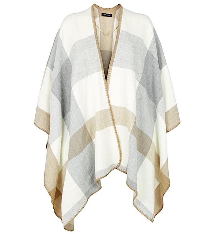 Stylish Knitwear to wear with Salwar Kameez - cape