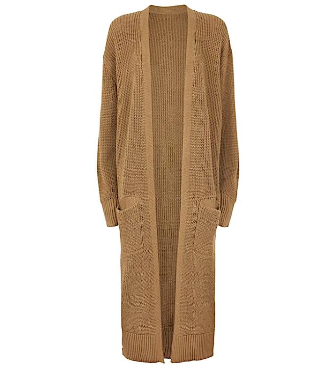 Stylish Knitwear to wear with Salwar Kameez - longline