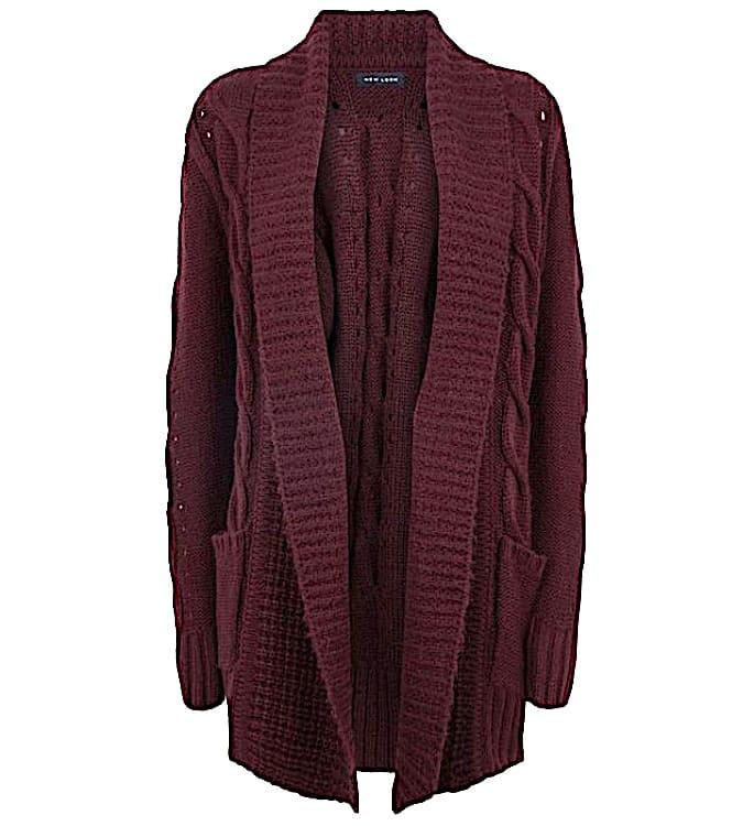 Stylish Knitwear to wear with Salwar Kameez - open
