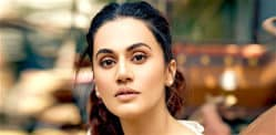Taapsee Pannu doesn't find Bollywood 'Sex Comedies' Funny