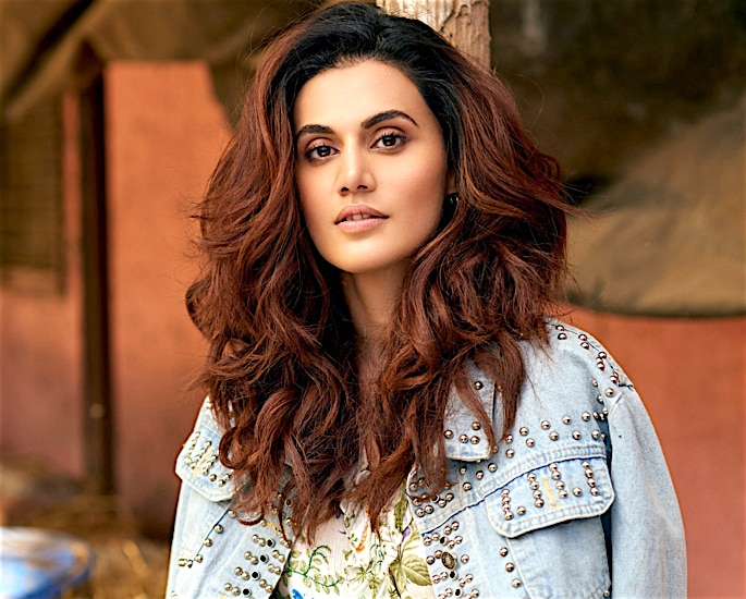 Taapsee Pannu doesn't find Bollywood 'Sex Comedies' Funny - p1