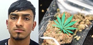 Teenager Paid in Cannabis to Move Drug Dealer's Car f