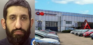 Test Drive Thief jailed for Stealing over £60k Cars f