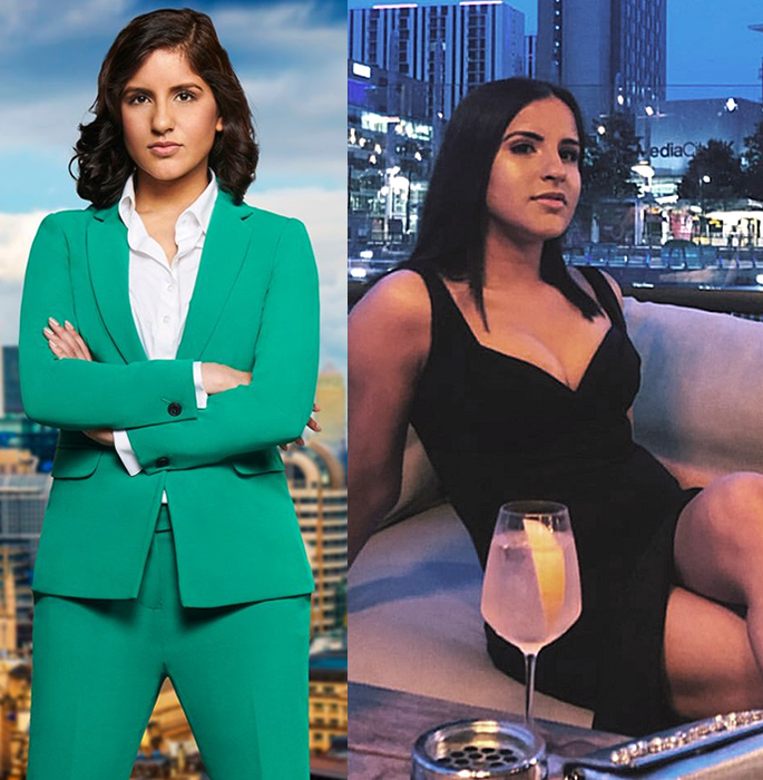 The Apprentice star Iasha Masood is Happy to be 'Fired' - star