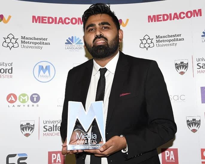 The Asian Media Awards 2019 Winners - Samir