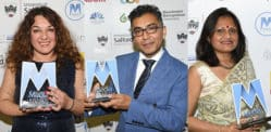The Asian Media Awards 2019 Winners